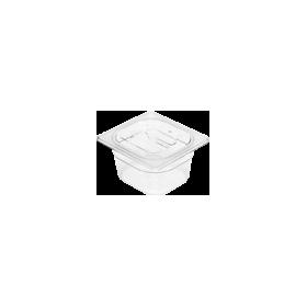 1/6 Δοχεία Polycarbonate Gastronorm GN
