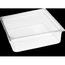 2/1 Δοχεία Polycarbonate Gastronorm GN
