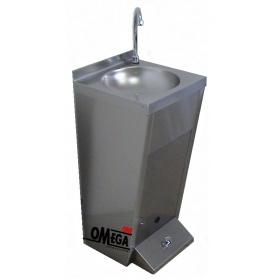 Υγειονομικός Νιπτήρας Χεριών με Θερμομείκτη Νερού LV-P