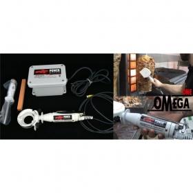 Ηλεκτρικό Μαχαίρι Γύρου Whizard Power U.S.A.