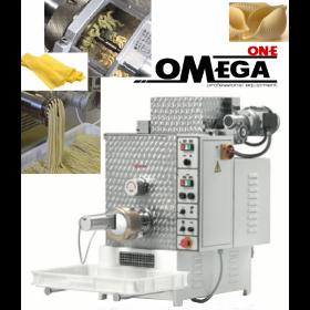 Μηχάνημα  Παραγωγής Φρέσκων Ζυμαρικών με Διπλό Κάδο Ηλεκτρονικό Κόφτη, Υδρόψυκτη Μονάδα Ψύξης, Χοάνη &  Ανεμιστήρα (χωρίς μήτρες) TRD 110