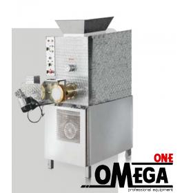 Μηχάνημα  Παραγωγής Φρέσκων Ζυμαρικών με Ηλεκτρονικό Κόφτη, Υδρόψυκτη Μονάδα Ψύξης & Ανεμιστήρα (χωρίς μήτρες) TR 150 Βαμμένο Λευκό