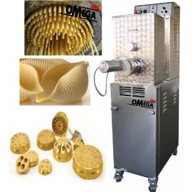 Μηχανή  Παραγωγής Φρέσκων Ζυμαρικών Ανοξείδωτη Κατασκευή με Ηλεκτρονικό Κόφτη, Μονάδα Ψύξης & Ανεμιστήρα (χωρίς μήτρες) TR95/RAI
