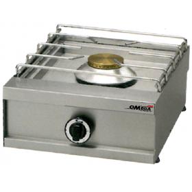1 Εστίας Αερίου -Επιτραπέζια Κουζίνα με Πιλότο & Θερμοκόπια 151G