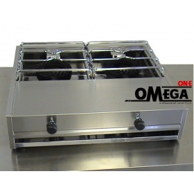 2 Εστίες Αερίου -Επιτραπέζια Κουζίνα