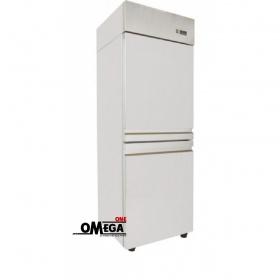 Ψυγείο Θάλαμος Ψαριών με 2 Πόρτες Στατική Ψύξη Σειρά GN PS1M2
