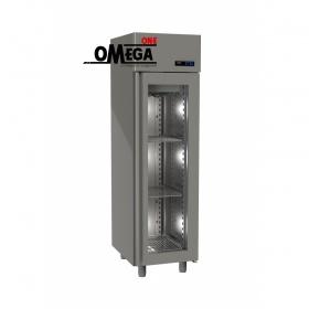 Ψυγείο Θάλαμος Συντήρηση με 1 Γυάλινη Πόρτα 455 Ltr