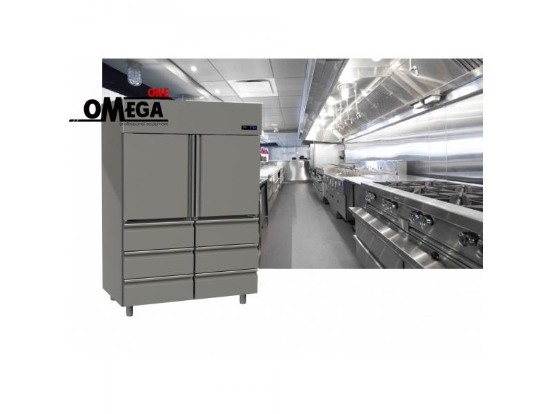Kühlschrank Schubladen : Stock kühlschrank profi türen schubladen ltr außen