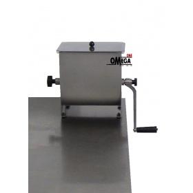Xειροκίνητο Ζυμωτήριο Kρεάτων Minimix 8 kg