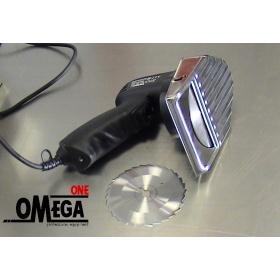 Ηλεκτρικό Μαχαίρι Γύρου με Λάμα Κοπής Ø 100 mm KS100T