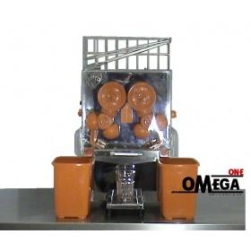Πρέσα Πορτοκαλιών-Εσπεριδοειδών 2000E-2 OmegaOne