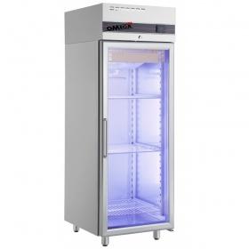 Ψυγείο Θάλαμος Κατάψυξη με 1 Γυάλινη Πόρτα 654 Ltr διαστ. 720x905x2100 mm CBS172/GL