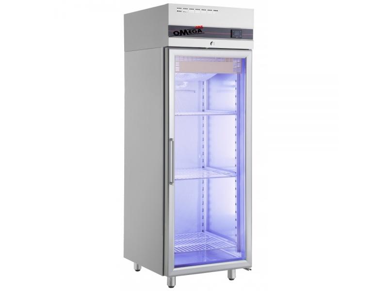 Tiefkühlschrank mit Glastür (Top Preis) 654 Ltr CBS170/GL