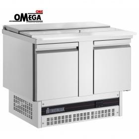 Ψυγείο Σαλατών Χωρίς Βιτρίνα διαστ. 1080x700x905 mm BSV770