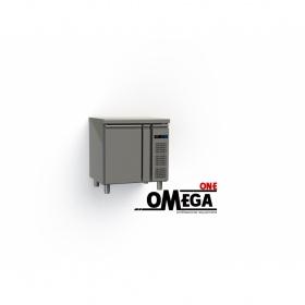 Συντήρηση Ψυγείο Πάγκος με 1 Πόρτα Χωρίς Μηχανή διαστ. 800x600x865 mm GN 1/2 & 1/3 Σειρά 60