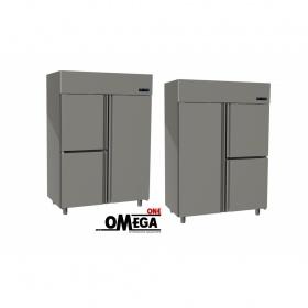Ψυγείο Θάλαμος Κατάψυξη 1315 Ltr 3 Πόρτες διαστ. 1420x800x2035 mm -Omega One