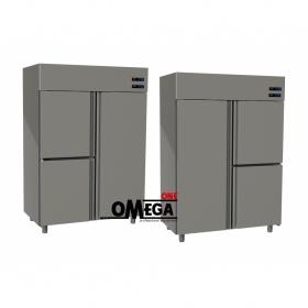 Ψυγείο Θάλαμος Κατάψυξη & Συντήρηση 1315 Ltr 3 Πόρτες διαστ. 1420x800x2035 mm