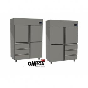 Ψυγείο Θάλαμος Κατάψυξη & Συντήρηση 1315 Ltr 3 Πόρτες 3 Συρτάρια διαστ. 1420x800x2035 mm