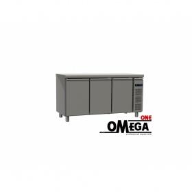 Κατάψυξη Ψυγείο 3 Πόρτες Χωρίς Μοτέρ διαστ. 1595x700x865 mm GN 1/1 Σειρά 70