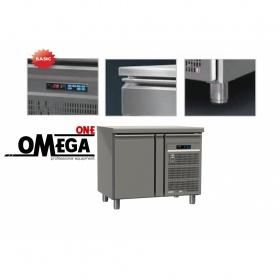 Ψυγείο Πάγκος Κατάψυξη με 1 Πόρτα διαστ. 955x600x865 mm GN 1/2 & 1/3