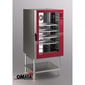 Ζαχαροπλαστικής και Αρτοποιϊας Ηλεκτρικός Φούρνος Κυκλοθερμικός Direct Steam 13 Λαμαρινών 400x600 mm