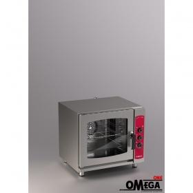 Αερόθερμος με Υγραντήρα Μαγειρικής και Ζαχαροπλαστικής Ηλεκτρικός Φούρνος 5 GN 2/3