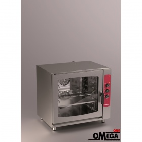 Μαγειρικής και Ζαχαροπλαστικής -7 GN 1/1  Ηλεκτρικός Αερόθερμος με Υγραντήρα Easy Line