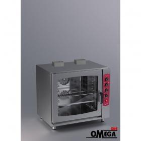 Μαγειρικής και Ζαχαροπλαστικής -7 GN 1/1 Αερίου Αερόθερμος Combi Direcxt Steem Easy Line