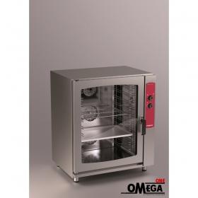 Αερόθερμος Μαγειρικής και Ζαχαροπλαστικής Ηλεκτρικός Φούρνος 10 GN 1/1 Σειρά Easy Line