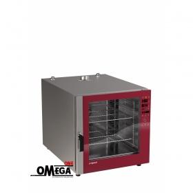 Φούρνος Μαγειρικής 7 GN 2/1 Κυκλοθερμικός Ηλεκτρικός Combi Direct Steam  Primax Prof Line