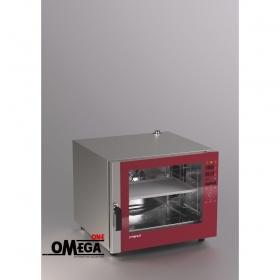 Ζαχαροπλαστικής και Αρτοποιϊας Ηλεκτρικός Φούρνος Κυκλοθερμικός Direct Steam 5 Λαμαρινών 400x600 mm