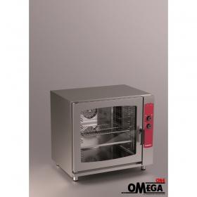 Αερόθερμος Μαγειρικής και Ζαχαροπλαστικής Ηλεκτρικός Φούρνος 7 GN 1/1 Σειρά Easy Line