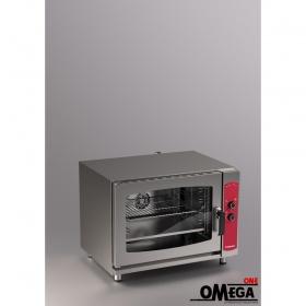 Αερόθερμος Μαγειρικής και Ζαχαροπλαστικής Ηλεκτρικός Φούρνος 5 GN 1/1 Σειρά Easy Line