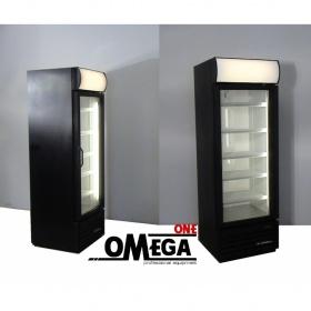 Ψυγείο Αναψυκτικών Μονό με Γυάλινη Πόρτα και Φωτιζόμενη Μετώπη True
