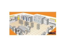 Εξοπλισμοί Ψησίματος και Προβολής για το μικρο- Ζαχαροπλαστεία και Αρτοποιεία