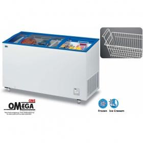 Καταψύκτης Οριζόντιος για Παγωτά & Κατεψυγμένα Προϊόντα με 6 Καλάθια VCI 550