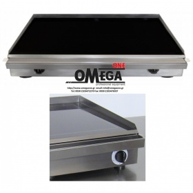 Κεραμική Επιτραπέζια Εστία - Πλατώ model: COMBO