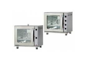 Αερίου και Ηλεκτρικοί Φούρνοι OMEGA ONE STEEL Μαγειρικής - Αρτοποιϊας - Ζαχαροπλαστικής