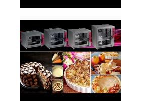 ΑΕΡΙΟΥ Φούρνοι Ζαχαροπλαστικής Aερόθερμοι Primax Easy Line