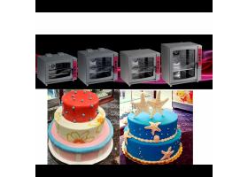 ΗΛΕΚΤΡΙΚΟΙ Φούρνοι Ζαχαροπλαστικής και Αρτοποιϊας Κυκλοθερμικοί Direct Steam Primax Pastry-Prof Line