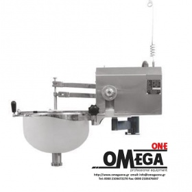 Λουκουμαδιέρα Ηλεκτρική με Ανοξείδωτο Δοχείο 10 Κιλών Omega One