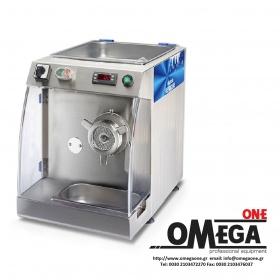 Ψυχόμενη Κρεατομηχανή παραγωγής 300 Kg/h Omega Group C/E W22