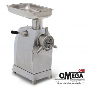 Μηχανή για Κιμά 270 kg/ώρα OMEGA TE22 (EXP.) (λειτουργία Start-Stop-Αντιστροφή)