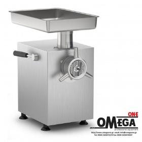 Μηχανή για Κιμά 270 kg/ώρα OMEGA TE22X (λειτουργία Start-Stop-Αντιστροφή)