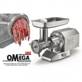 Μηχανή για Κιμά 200 kg/ώρα OMEGA M32 (λειτουργία Start-Stop-Αντιστροφή)
