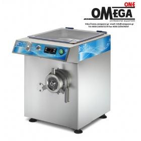 Ψυχόμενη Κρεατομηχανή παραγωγής 300 Kg/h Omega Group C/E R22