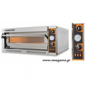 Ηλεκτρικός Φούρνος Πίτσας (4 Πίτσες x Ø 36 cm) TECPRO 4