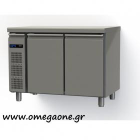 Κατάψυξη Ψυγείο Στενός Πάγκος 2 Πόρτες Χωρίς Μοτέρ διαστ. 1595x600x865 mm Σειρά 60
