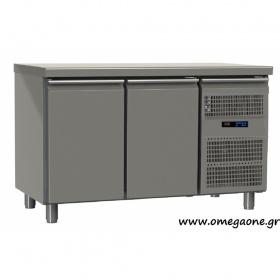 Ψυγείο Πάγκος Συντήρηση με 3 Πόρτες διαστ. 1450x800x865 mm Σειρά 80