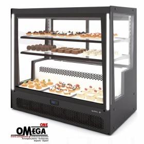 Ψυχόμενη Βιτρίνα Γλυκών και Τροφίμων, COMPAK Line